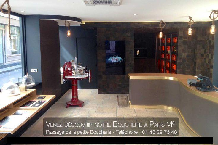 Boucherie Polmard Paris 6éme