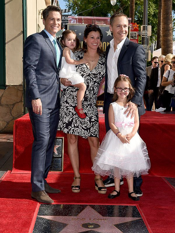 Chad Lowe wife Kim expecting third child