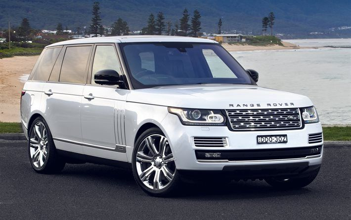 Range Rover Vogue, 2017 cars, SUVs, luxury cars, Land Rover, Range Rover