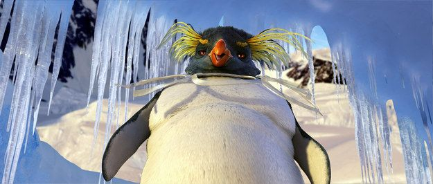 Happy Feet and Happy Feet Two (2006, 2011) — Ramon and Lovelace | 29 Great Performances By Robin Williams