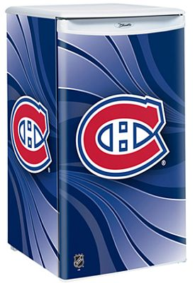 Boelter Montreal Canadiens Counter Top Fridge - Shop.Canada.NHL.com