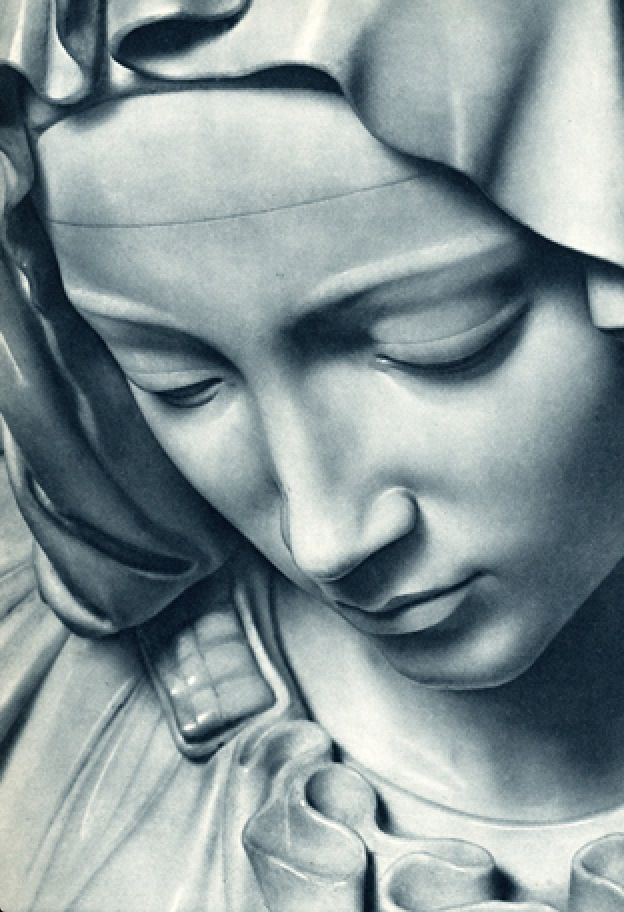 The Pieta, Michaelangelo