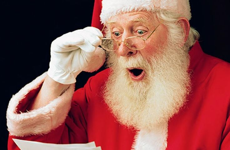 On the NAUGHTY LIST this year? ReadSanta's Warning Letterto all naughty adults and cheeky children...