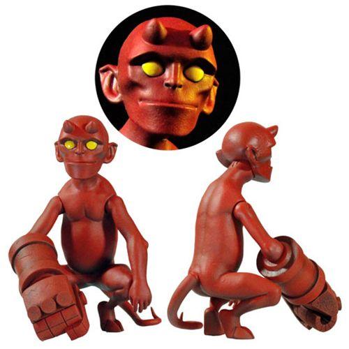 Hellboy Baby Hellboy 1:6 Scale Collectible Figure