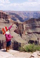 Grand Canyon West is a destination owned by the Hualapai Indian Tribe offering breathtaking experiences at the Grand Canyon's western rim.  The Legacy Tour at Grand Canyon West, a Grand Canyon Tour package, is free with the Las Vegas Power Pass.
