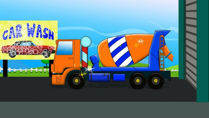 Watch formation and uses of Cement Truck. #learning #kidslearning #kids #educational #vehicles #cementtruck #parenting