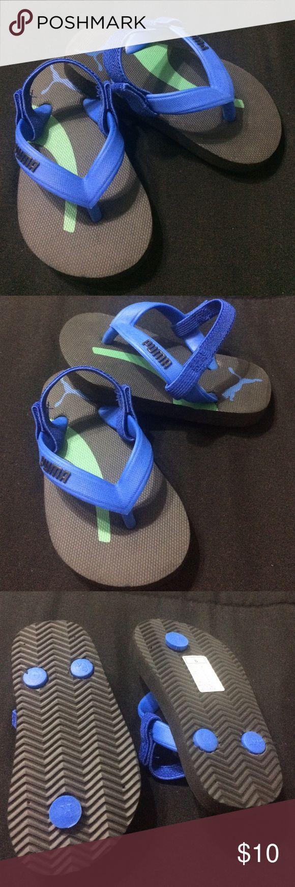 Baby PUMA sandals Beautiful  Puma Sandals (nwot) Puma Shoes Sandals & Flip Flops