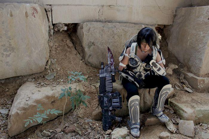 110 Best Gears Of War IRL Images On Pinterest Video