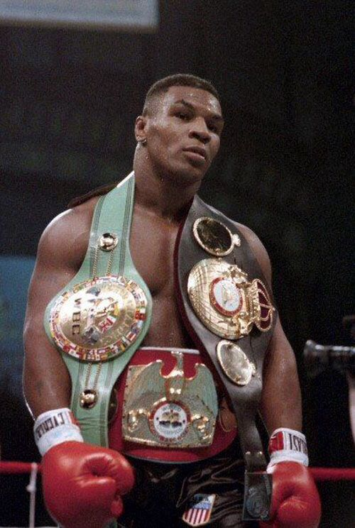 Mike Tyson in his prime...