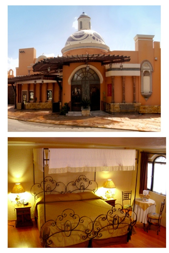 Hotel Mision Arcangel Puebla