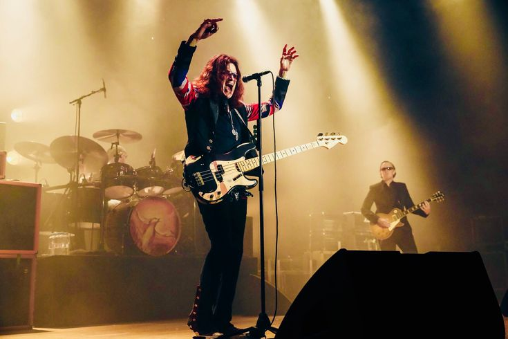 Big love and thanks to all who came to see & hear our band #BlackCountryCommunion in Wolverhampton & London ~ January 2018.