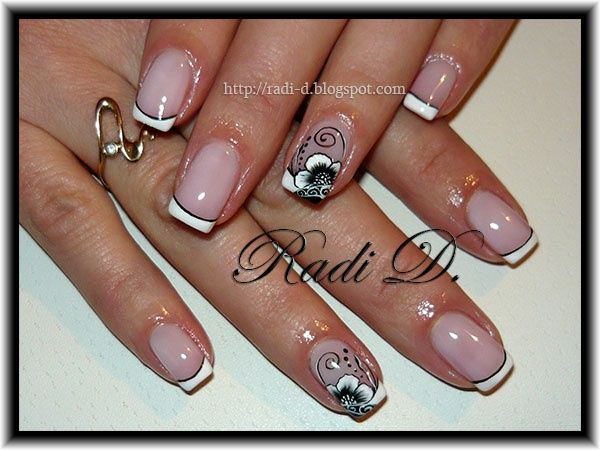 French - Nail Art Gallery
