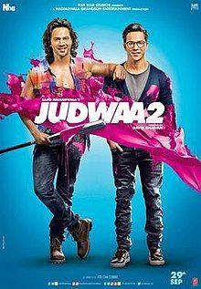 #Wittyghost #Moviereviews #Bollywood #Judwaa2 #VarunDhawan   #JacquelineFernandez #TaapseePannu #AnupamKher http://www.wittyghost.com/2017/09/judwaa-2/