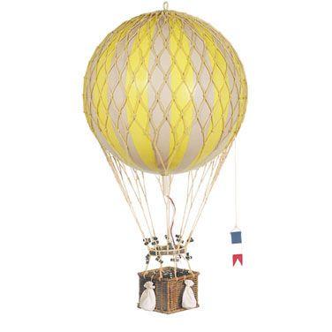 Luftballon til børneværelset