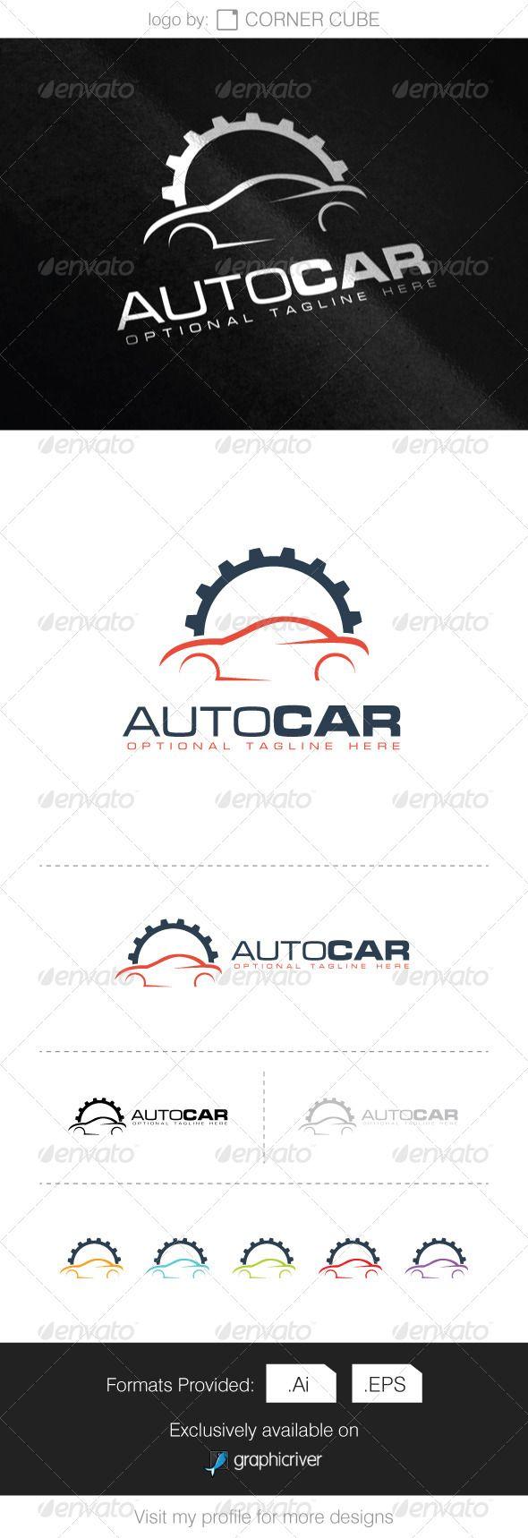 Auto Car Logo #graphicriver