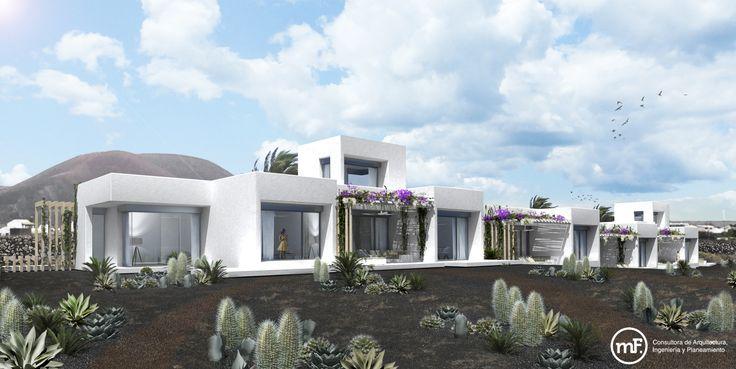 Villa Bougamvilla 520 m2 7D,  Lajares, Fuerteventura