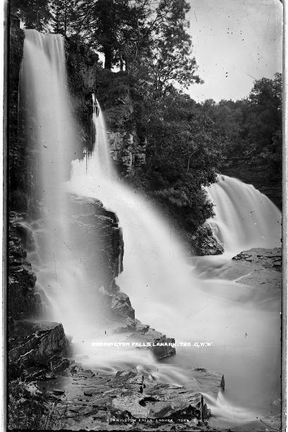 Bonnington Falls - 1877 - E1124XA