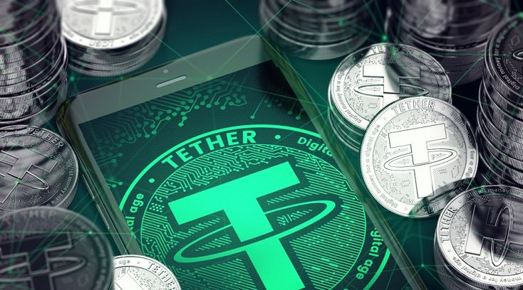 Полная информация для инвестора - монета TETHER
