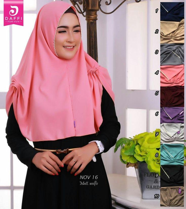 Jilbab Nov 16 Bahan wolfis Instan jilbab tanpa pad  Ecer IDR 43.000 Grosir 3 IDR 36.550 (boleh campur model lain)  stok warna  1 3 5 7 8 9 10  t.me/jilbabterbaru #jilbabterbaru #jilbabcantik #hijab #jilbab #modelhijab #hijabmodern #jilbabinstan #muslimhijab #hijabstyle