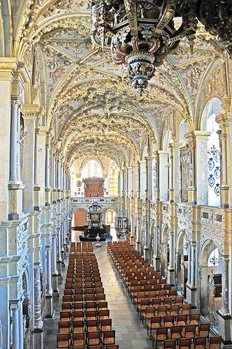 Castle Church, Frederiksborg Castle, Copenhagen, Denmark.  THE LIBYAN Esther Kofod www.estherkofod.com