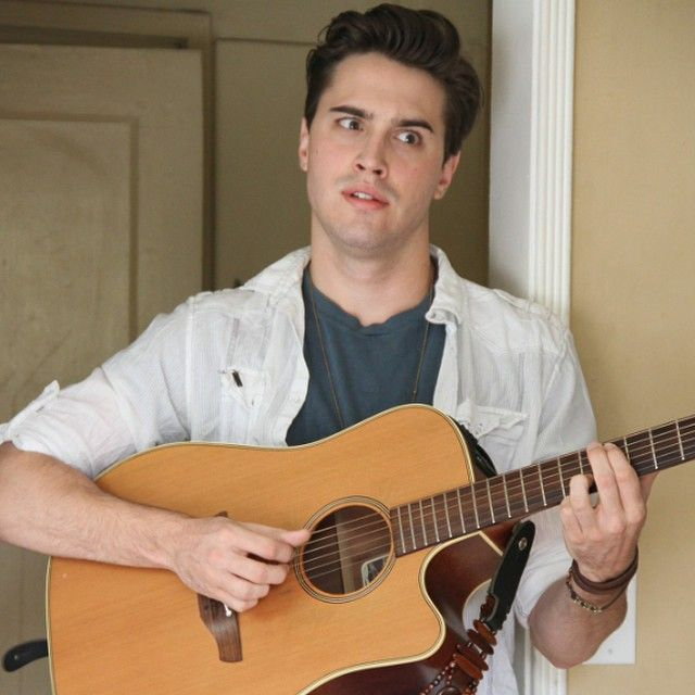 Ryan McCartan love that face Ryan oh my gosh happy birthday Ryan McCartan