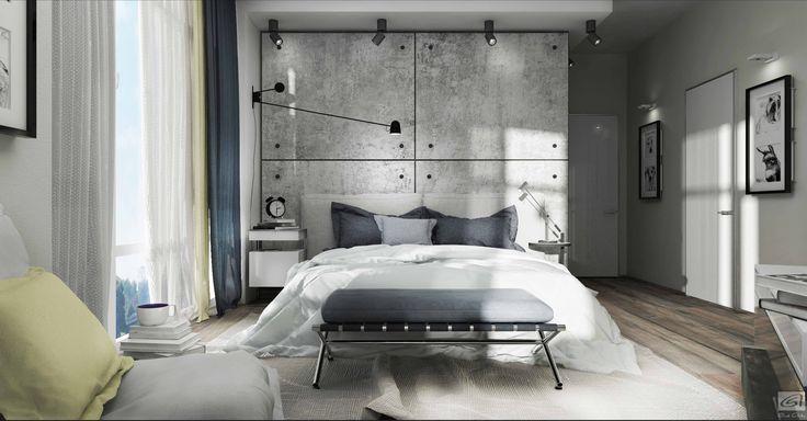 Дизайн интерьера - ЖК Бульвар фонтанов 177,7 м2. Лофт - стиль современной творческой молодежи, которая берет от жизни эмоцию, впечатление, их жизнь очень активна