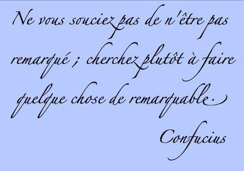 Citation - Confucius
