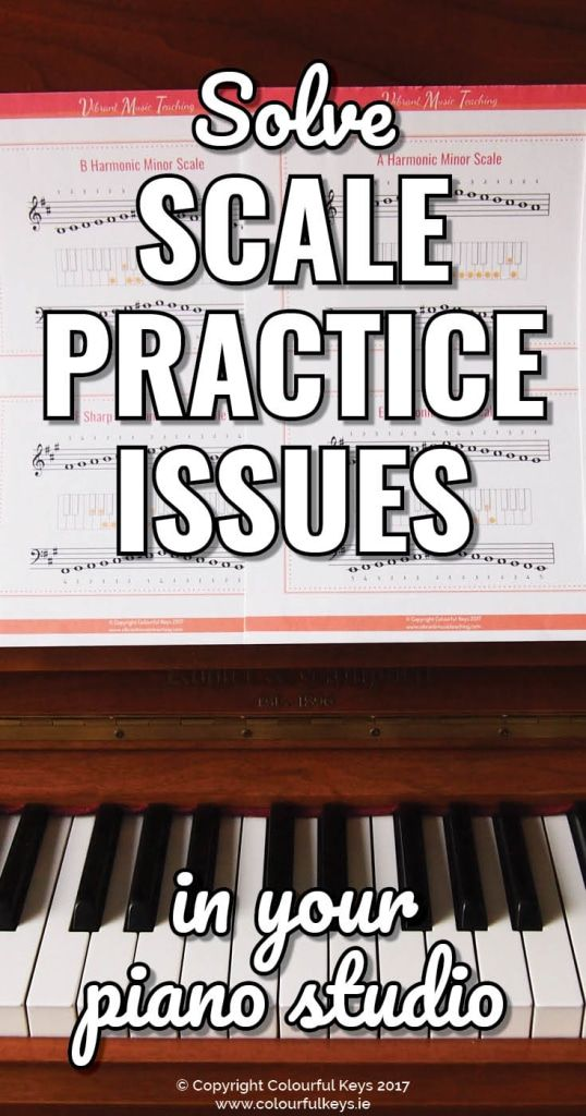 how to play all 12 keys piano correct fingerings