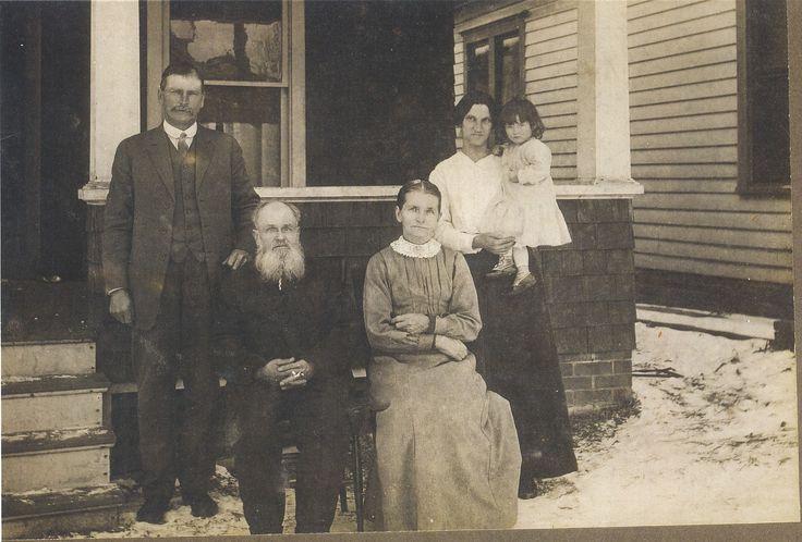 George Ladman, 3 Generations