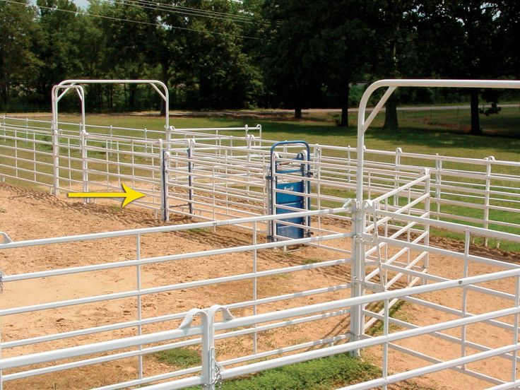 """This when combined with the Stripping Chute Release Gate and 2 panels, this gate helps make a functional """"striping chute"""" area in your alley."""