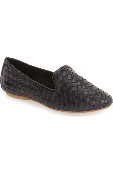 Dune London Gingerr Woven Loafer Women available at Nordstrom