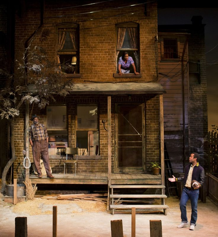 PHX Stages: reviews - FENCES - Arizona Theatre Company