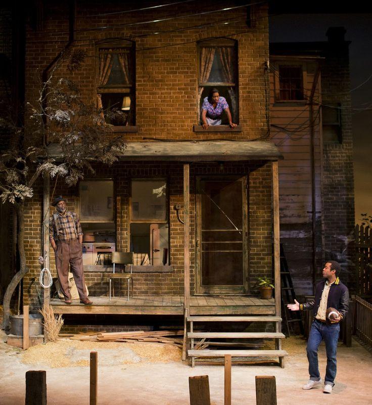 PHX Stages: reviews - FENCES - Arizona Theatre Company