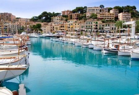 Porto Soller, #Majorca #travel #tourism