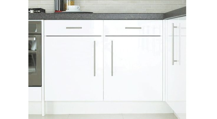 Galaxy Gloss White- From £920 - Special Offers - Kitchen styles
