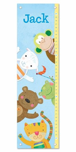 It's a Boy! Personalized Growth Chart
