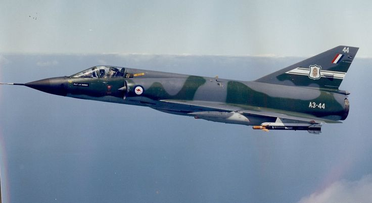 RAAF Mirage 1110 A3-44 with No77 Sqn (Credit RAAF Photography)