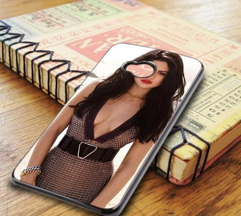 Selena Gomez Sexy Body HTC One M7 Case