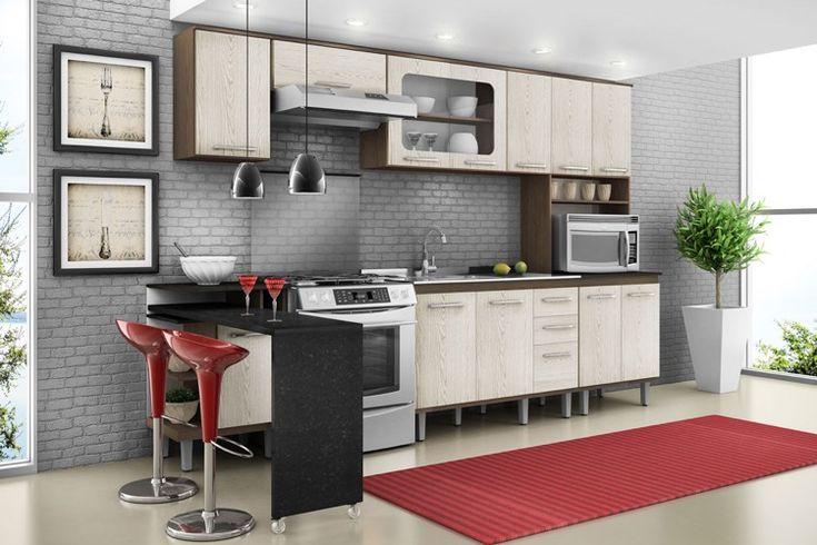 cuisine rouge un choix audacieux et gagnant cuisine rouge oser cuisine ...