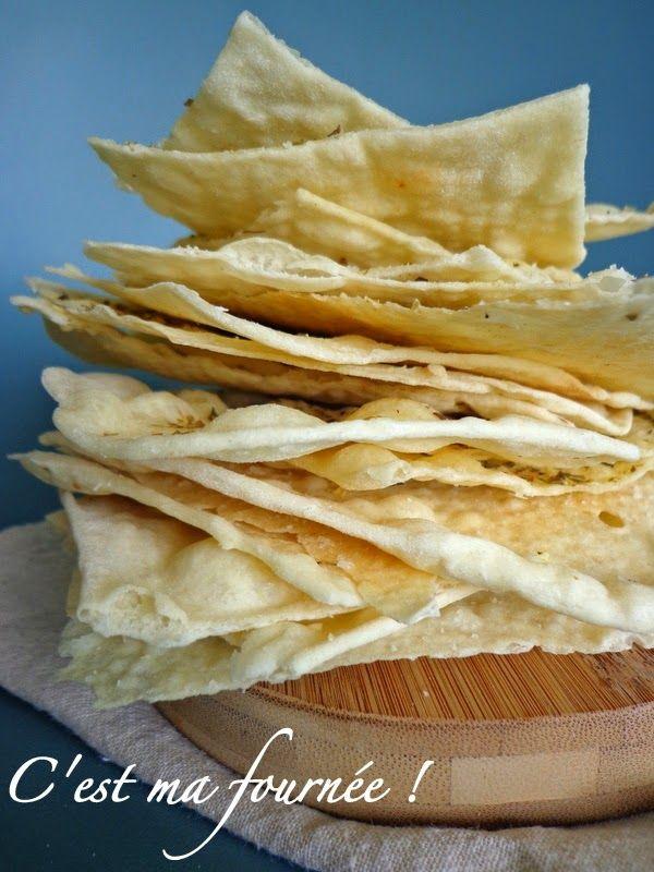 Le pain plat à l'italienne