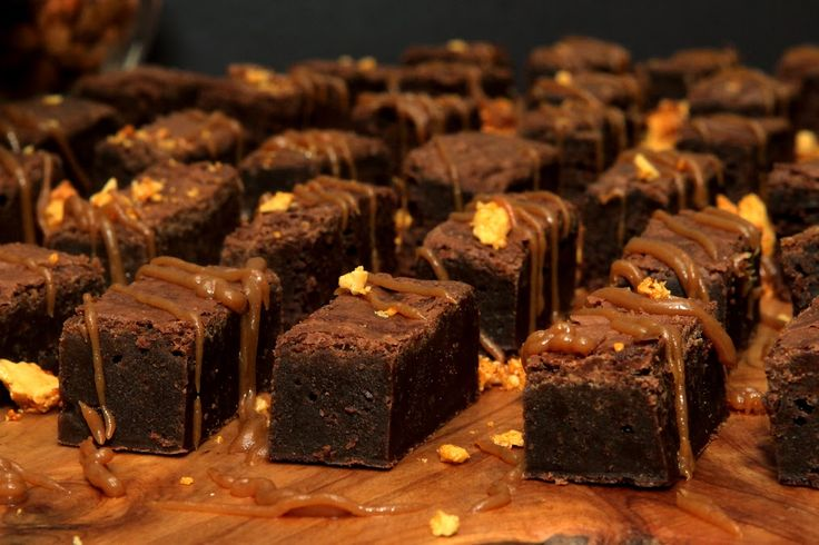 'The Game Changer' Brownie recipe from elle cuisine.