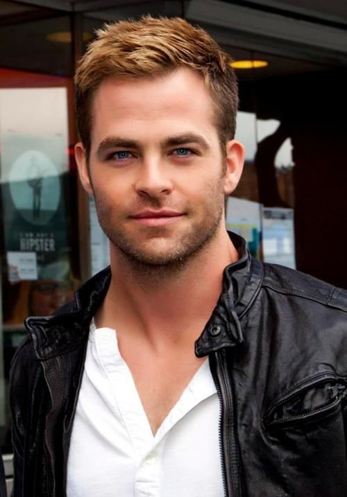 Greg ..............................................................................................................................................................................Chris Pine