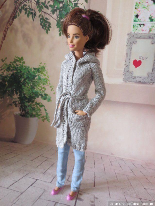 Если долго мучиться, то что-нибудь получится! Или наконец-то джинсы для Barbie, Барби / Одежда и обувь для кукол своими руками / Бэйбики. Куклы фото. Одежда для кукол