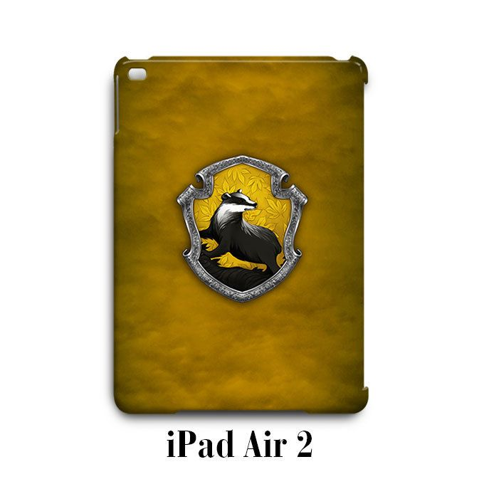 Hufflepuff Harry Potter iPad Air 2 Case Cover Wrap Around