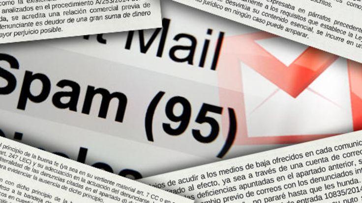 El hombre que amenaza a empresas online españolas: Os merecéis la pena de muerte. Noticias de Tecnología. Firma el 64% de las denuncias de spam que han llegado a la AEPD y amenaza a las empresas: Lo lamentarán ustedes y sus familias. Así es J.P.M.