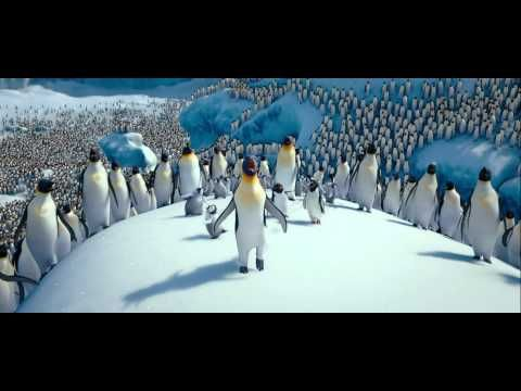 Pink does an amazing job with Under Pressure in 'Happy Feet Two'.