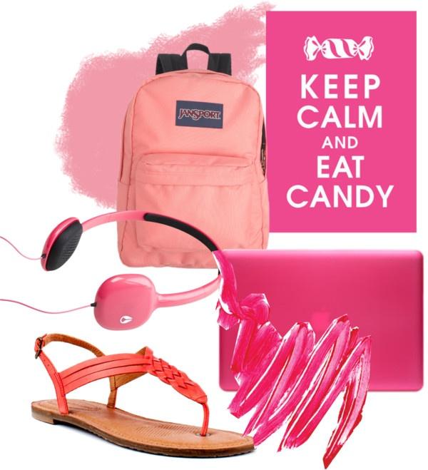 """Summer 2013 Pink lemonade"" by vschuuring on Polyvore"
