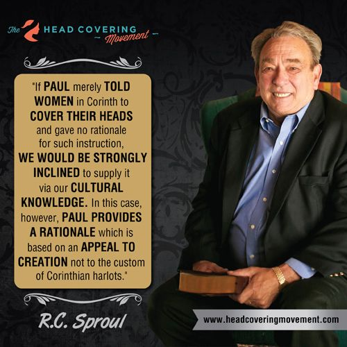 sproul women To find out about this stuff is sickening sounds like the same type of stuff women in some countries suffer rc, sproul is sick and perverted his poor wife.