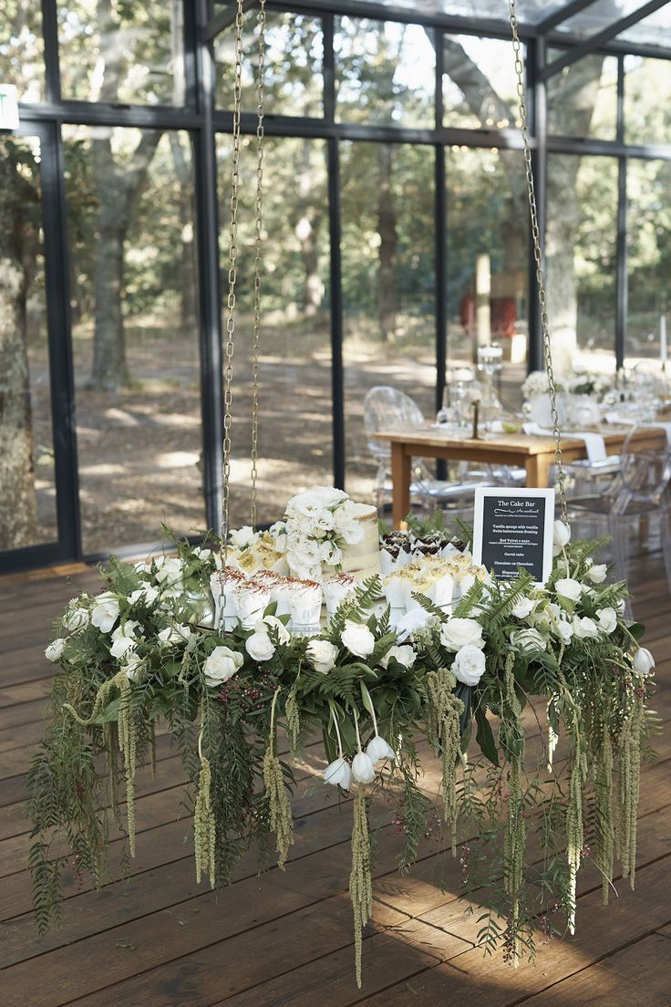 wedding decoration ideas south africa%0A Romantic Forest Wedding at Die Woud by Knit Together Photography