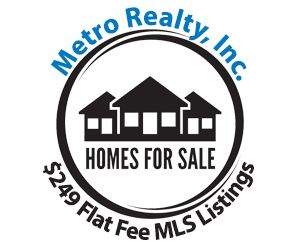 Selling For Sale by Owner?  Need more exposure to get your home sold.  Check out our Flat Fee MLS Program.